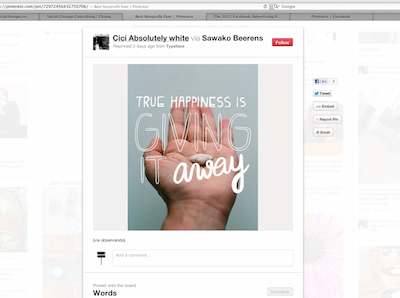 Pinterest Best Practices