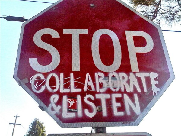 The Struggle to Collaborate