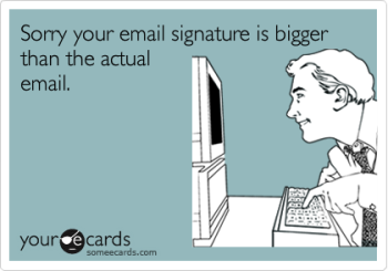 The Seven Different Types of Nonprofit Email Signatures